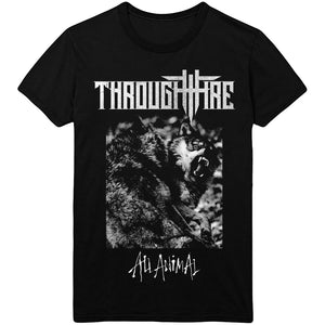 Through Fire - Wolves Tee