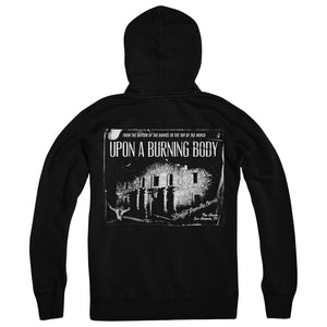 Upon A Burning Body - Alamo Zip-Up