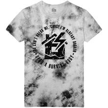 Upon A Burning Body - Already Broken Custom Dye Tee