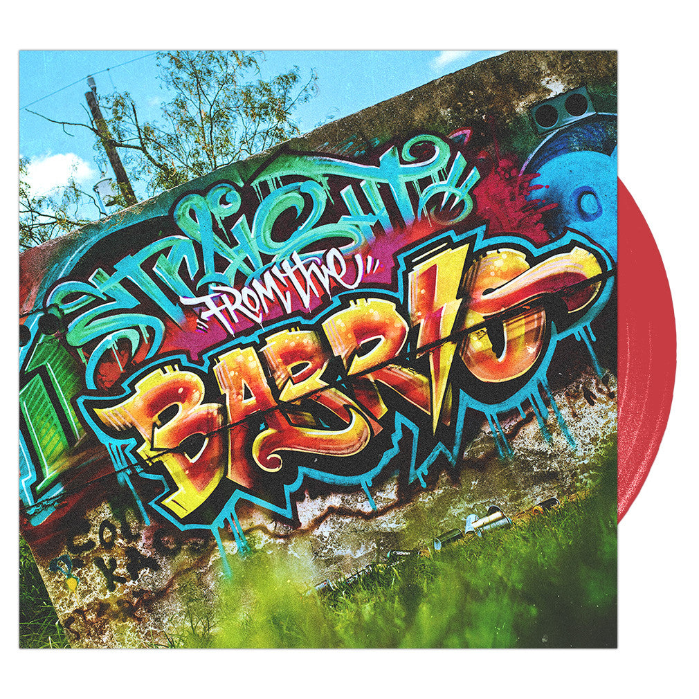 Upon A Burning Body - Straight From The Barrio 'Opaque Hot Pink' Vinyl