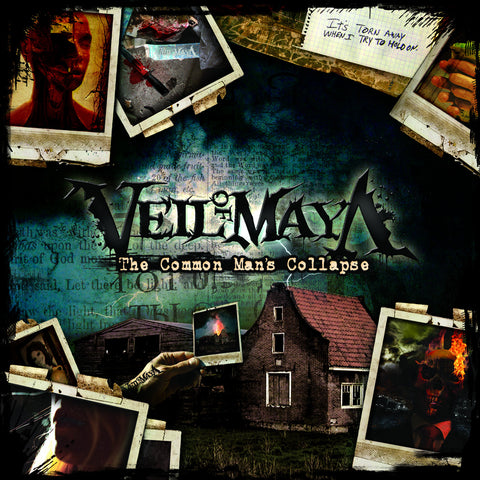 Veil Of Maya - 'The Common Mans Collapse' CD