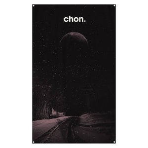 CHON - Cabin Wall Flag