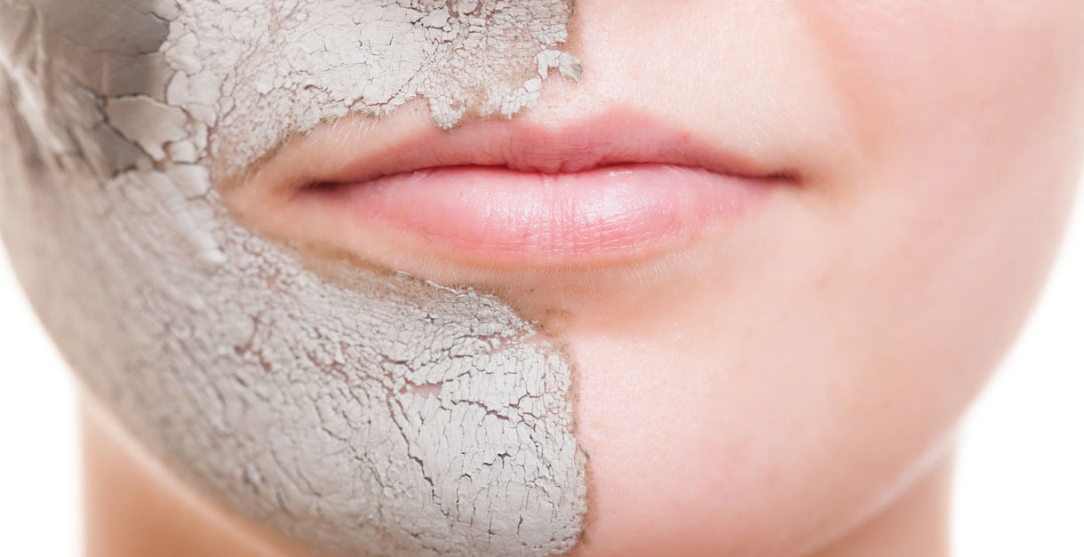 Teelixir DIY Skincare beauty: Detox Clay Mask with Tremella Mushroom