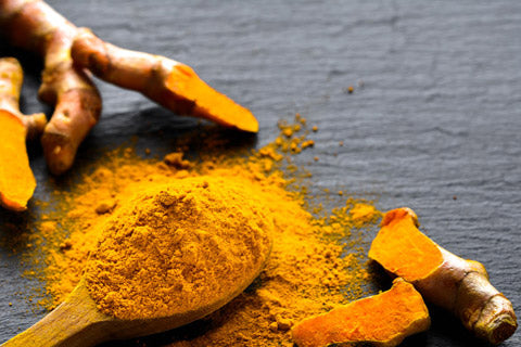 Turmeric root herbs for liver health