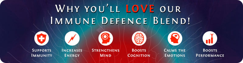 Why You'll Love Teelixir Immune Defence Mushroom Extract Blend