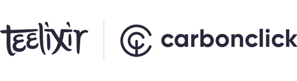 Teelixir commitment to climate change action and sustainability efforts with Carbon Click