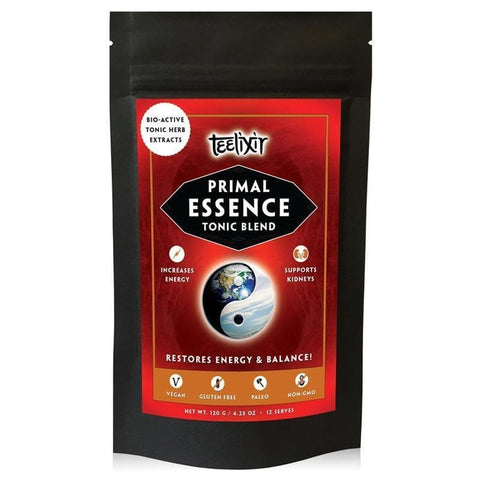 Primal Essence Jing Tonic Herb Extract Powder Blend - Recharge Your Battery Teelixir