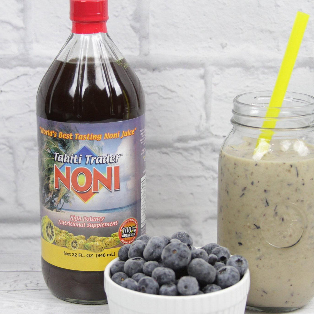 Pineapple Mango Noni Freezer-Prep Smoothie