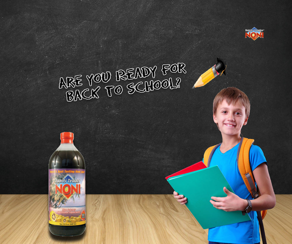 Top 7 Back To School Health Tips!