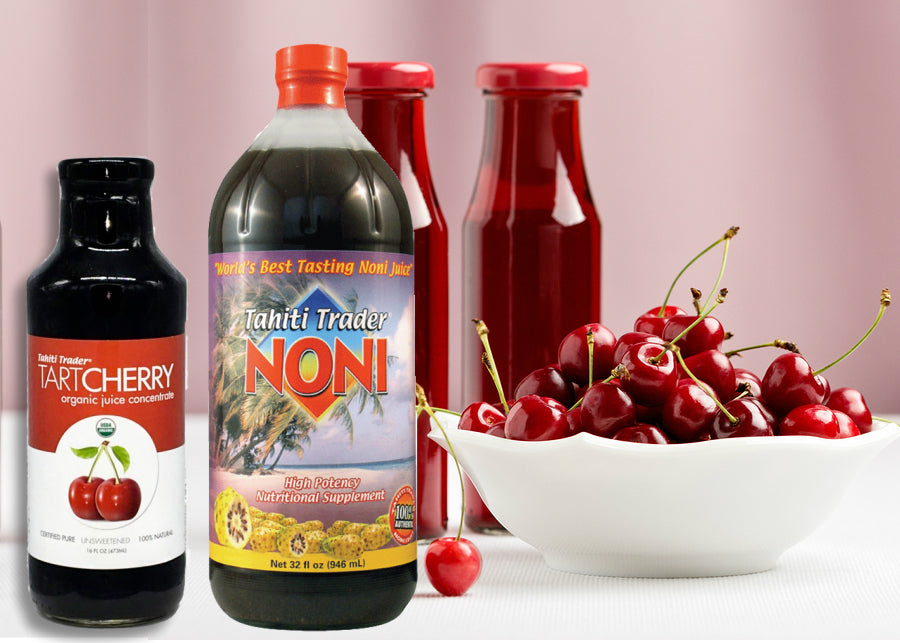 Tahiti Trader Noni Cherry Soother