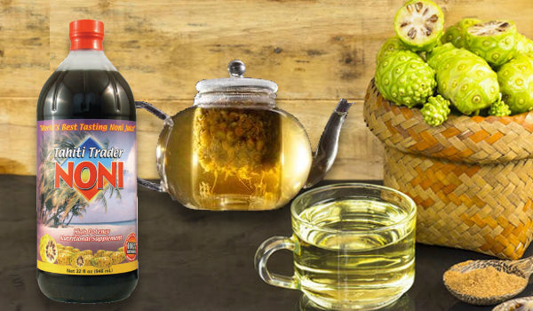 Tahiti Trader Noni Wellness Tea