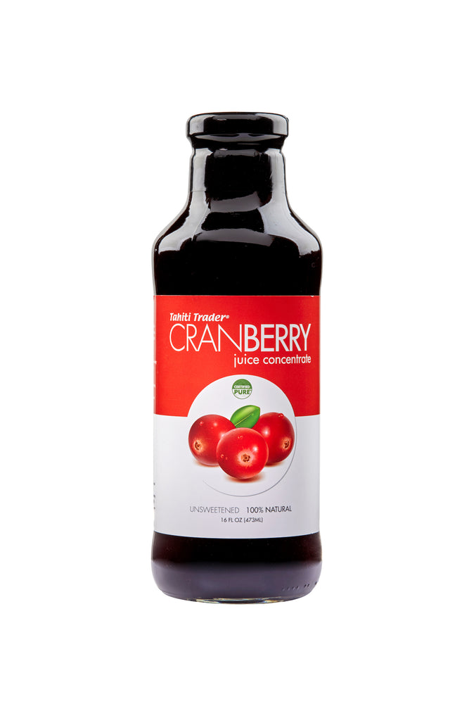 Tahiti Trader Cranberry Juice Concentrate