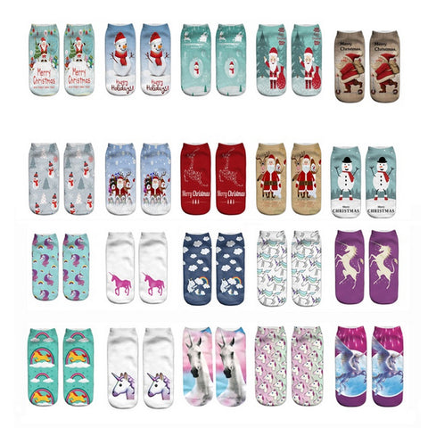 Novelty Multi Pack Socks Choice of Styles