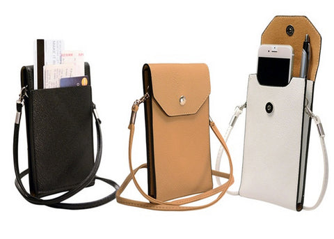 Slim Mobile Cross Body