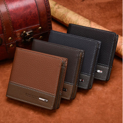 Vincenza Men's Classic Wallet