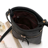 Multifunctional Leather Cross Body