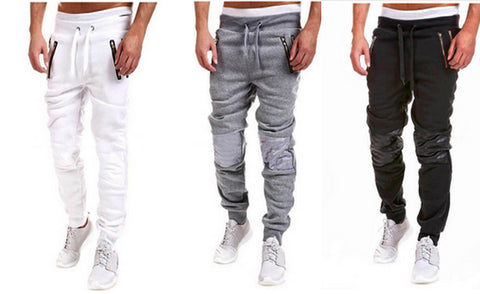 Men's Zipped Jogging Sweat Pants