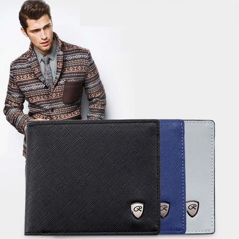 Pidengbao Men's Leather Wallet