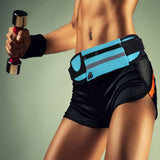 Outdoor Sport Fanny Pack Bag with Anti Theft RFID