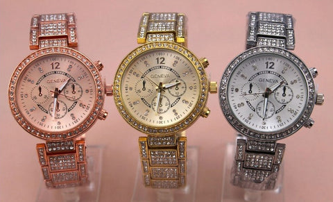 Crystal Rivera Watch