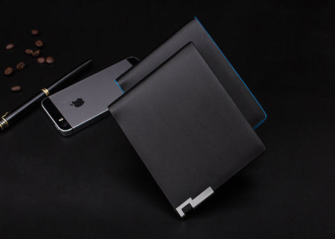 Ultra Thin Leather Wallet