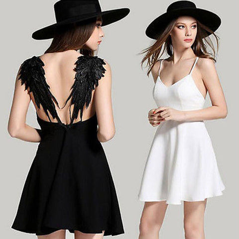 Angel Wing Dress