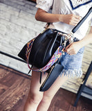 AK Collection Cross Body with Changeable Strap & Wallet