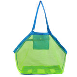 Oversized Foldable Beach Bag with Toy Storage