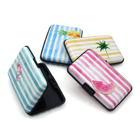 AK Collection Summer Multi Card Wallet