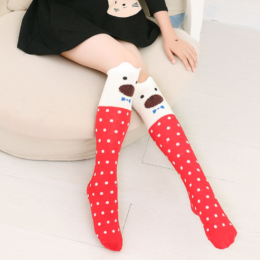ee96a2b74ba Animal Ears Warm Thigh High Over The Knee Socks – Sultry Fashions