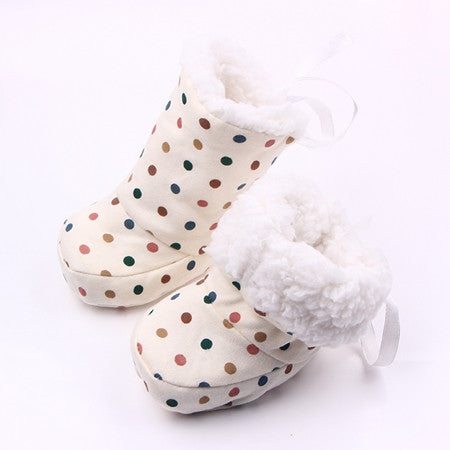 ART2BABY (Dots) Booties