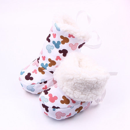 ART2BABY (Mickey) Booties