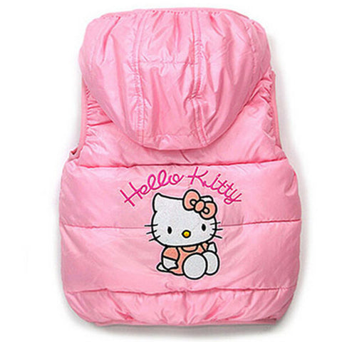 Hello Kitty Padded Vest