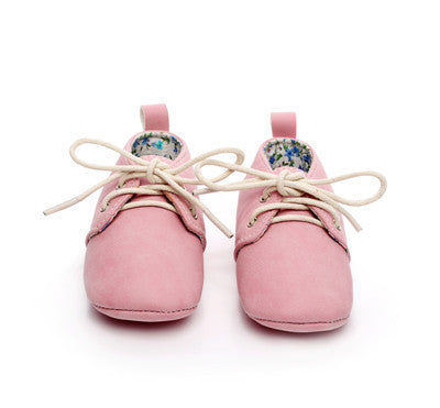 Oxford Slippers (Pink)