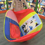 Patchwork Play Tent