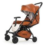 Aulon Leather Stroller