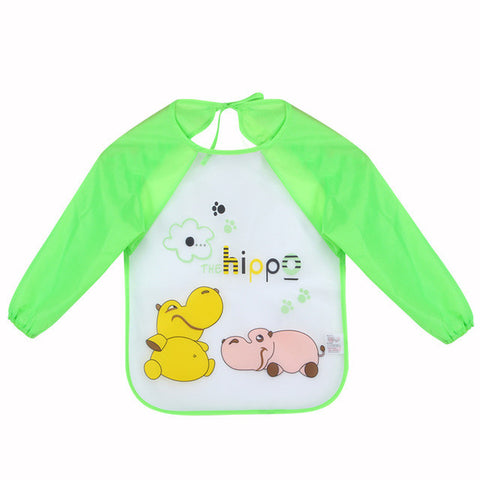 Bloom Jacket Bibs (Hungry Hippo)