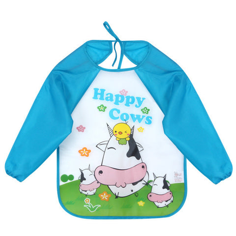 Bloom Jacket Bibs (Happy Cows)