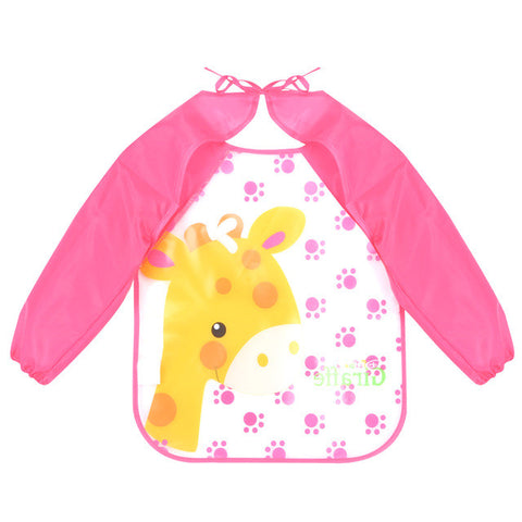 Bloom Jacket Bibs (Giraffe)