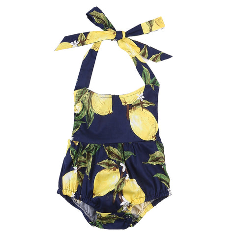 Little Lemonhead Romper