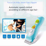 Rechargeable Kids Hair Trimmer