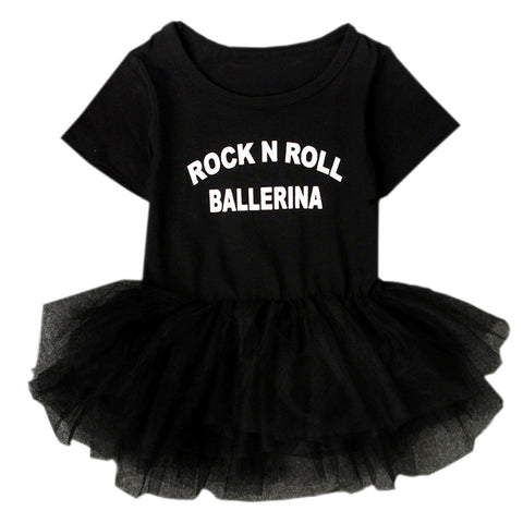 """Rock N Roll Ballerina"" Dress"
