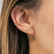 Lightning Sparkle Ear Cuff