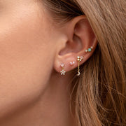 Gelato Scoops Piercing Style Earring