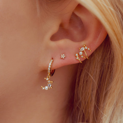 Moonlight Ear Cuff