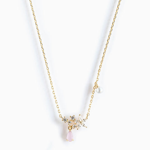 Pearly Gardens Necklace