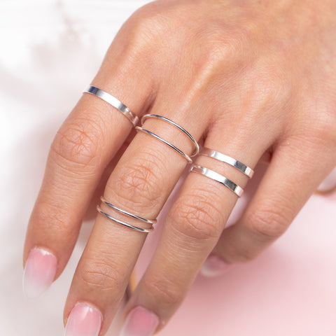 Bold Stacker Ring