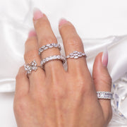 Ultimate Bling Ring : Silver