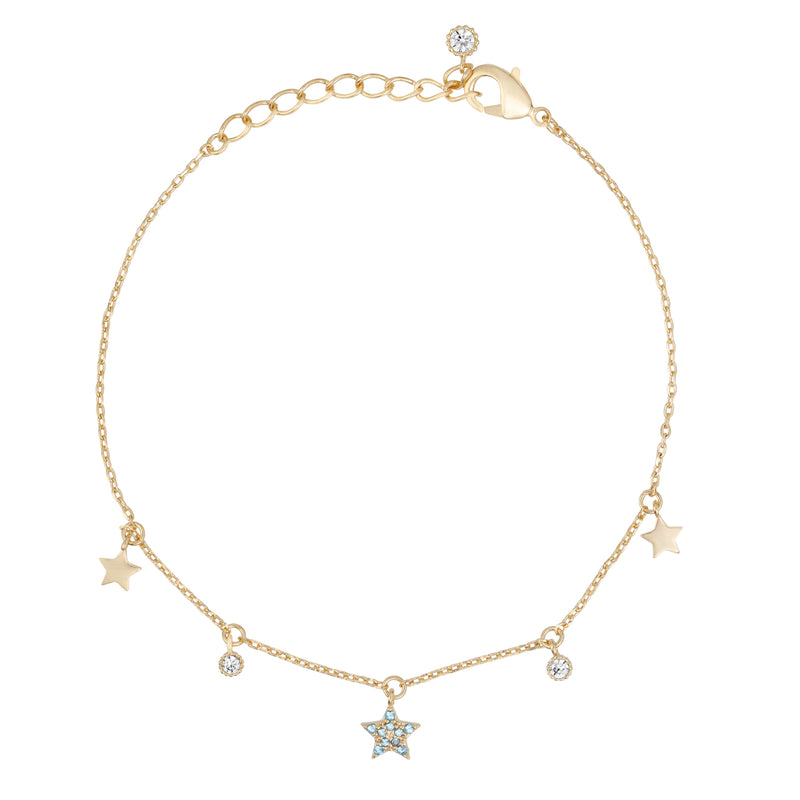 Winter is Coming Star Bracelet : Gold