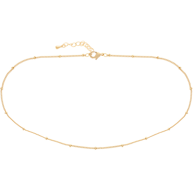 Satellite Choker : Gold